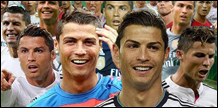 Zeven miljard Ronaldo's